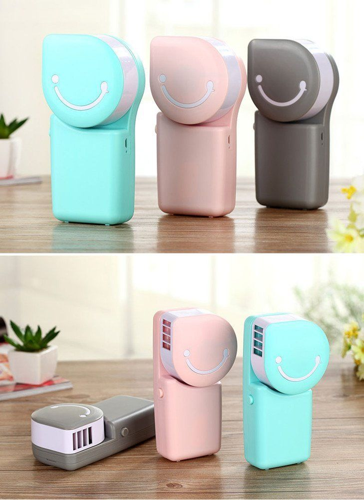 Amazon Com Usb Powered Portable Mini Air Conditioning Fan