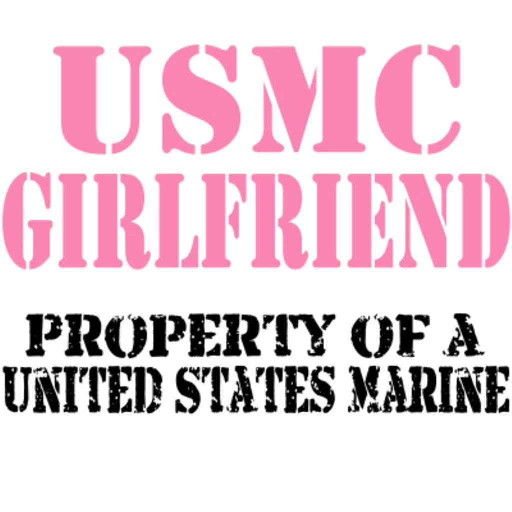 Download USMC Girlfriend: property of a united states marine | Army ...