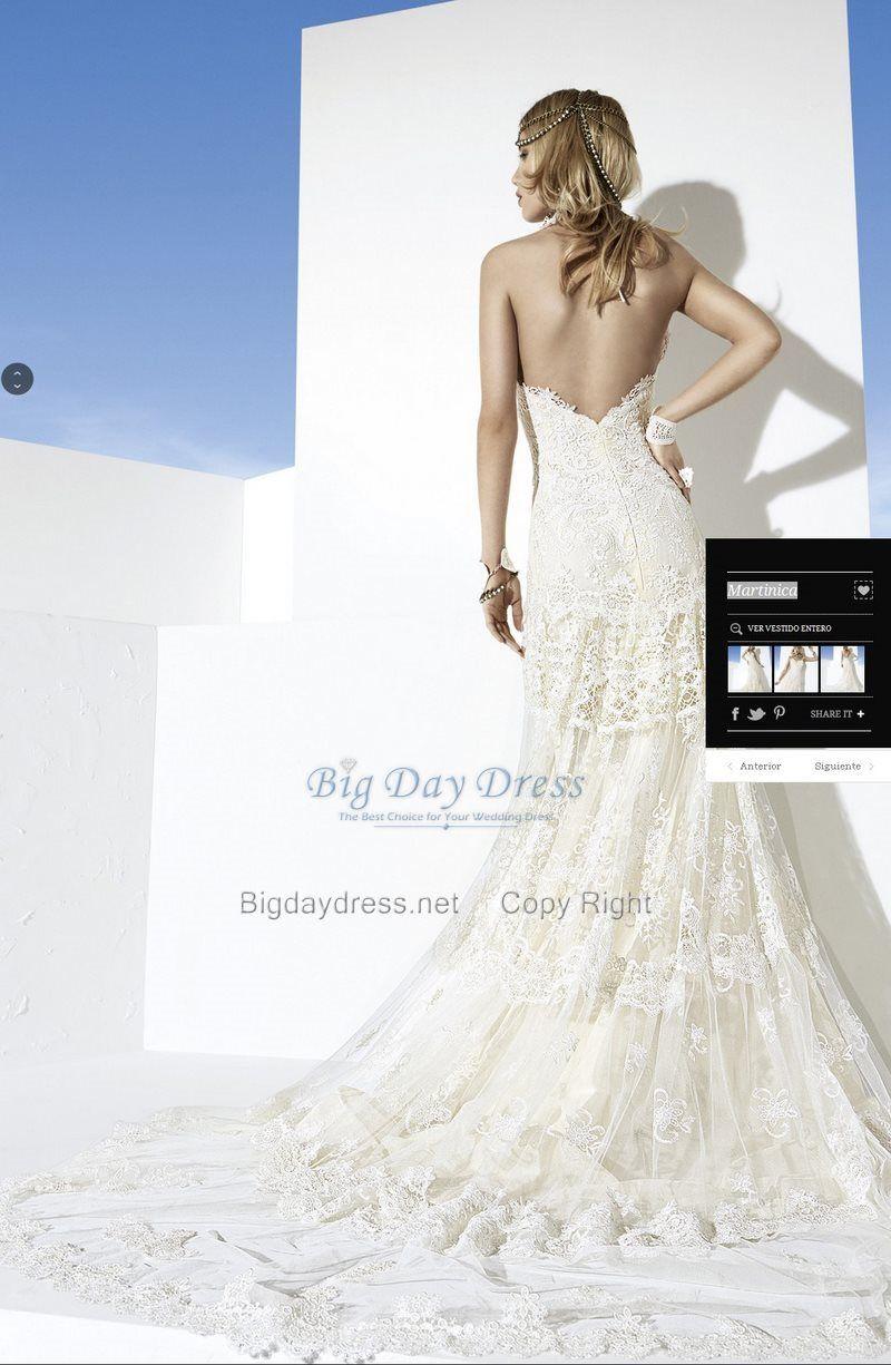 Ycmartinica inspired by yolancris boho girl collection wedding