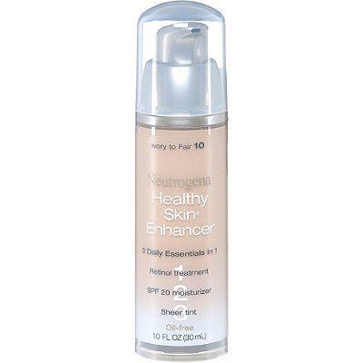 NeutrogenaHealthy Skin Enhancer - Paula's Choice top BB cream least expensive - best ultra & makeupalley reviews
