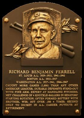 Photo of Rick Ferrell