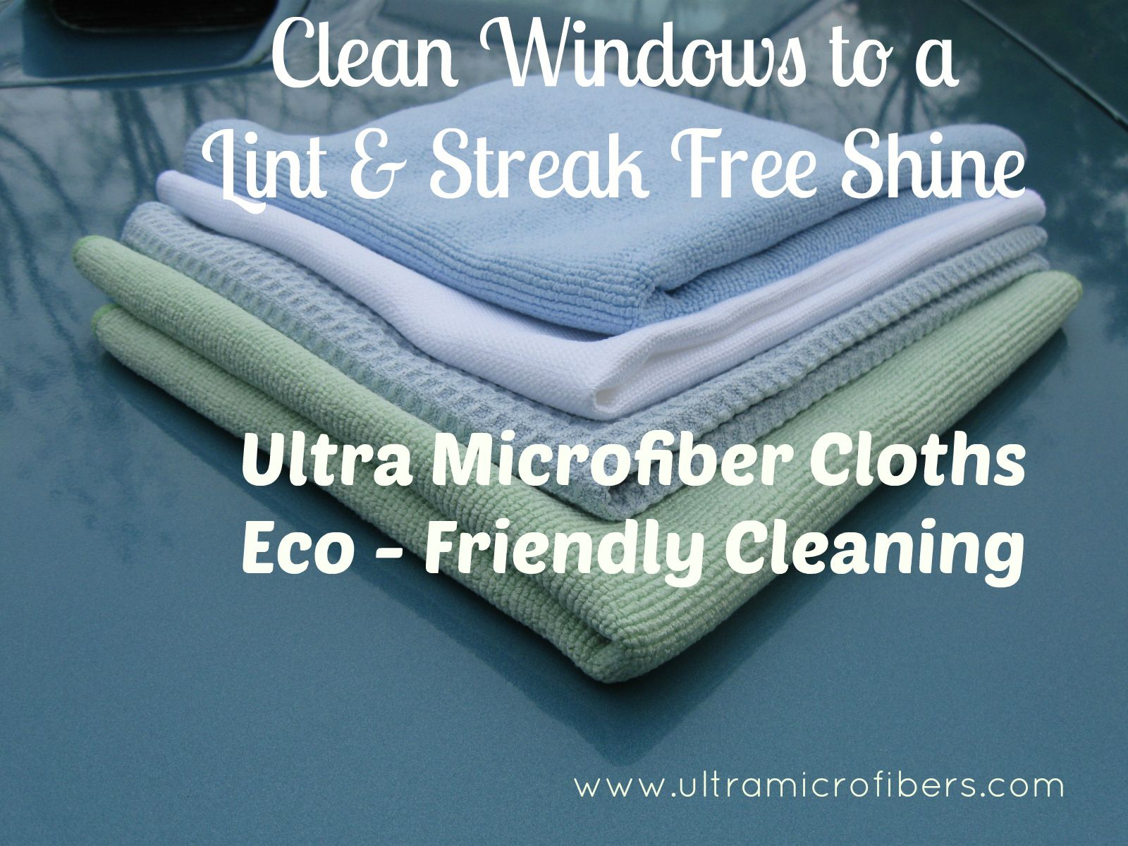 Clean Windows To A Lint And Streak Free Shine Use Only Water