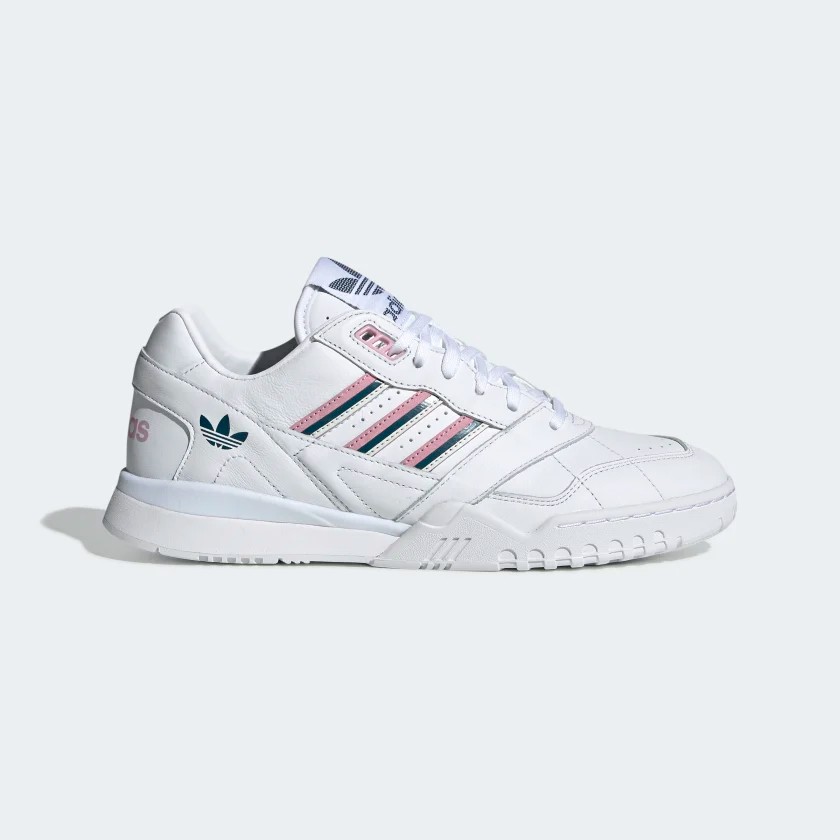 A.R. Trainer Shoes White Womens