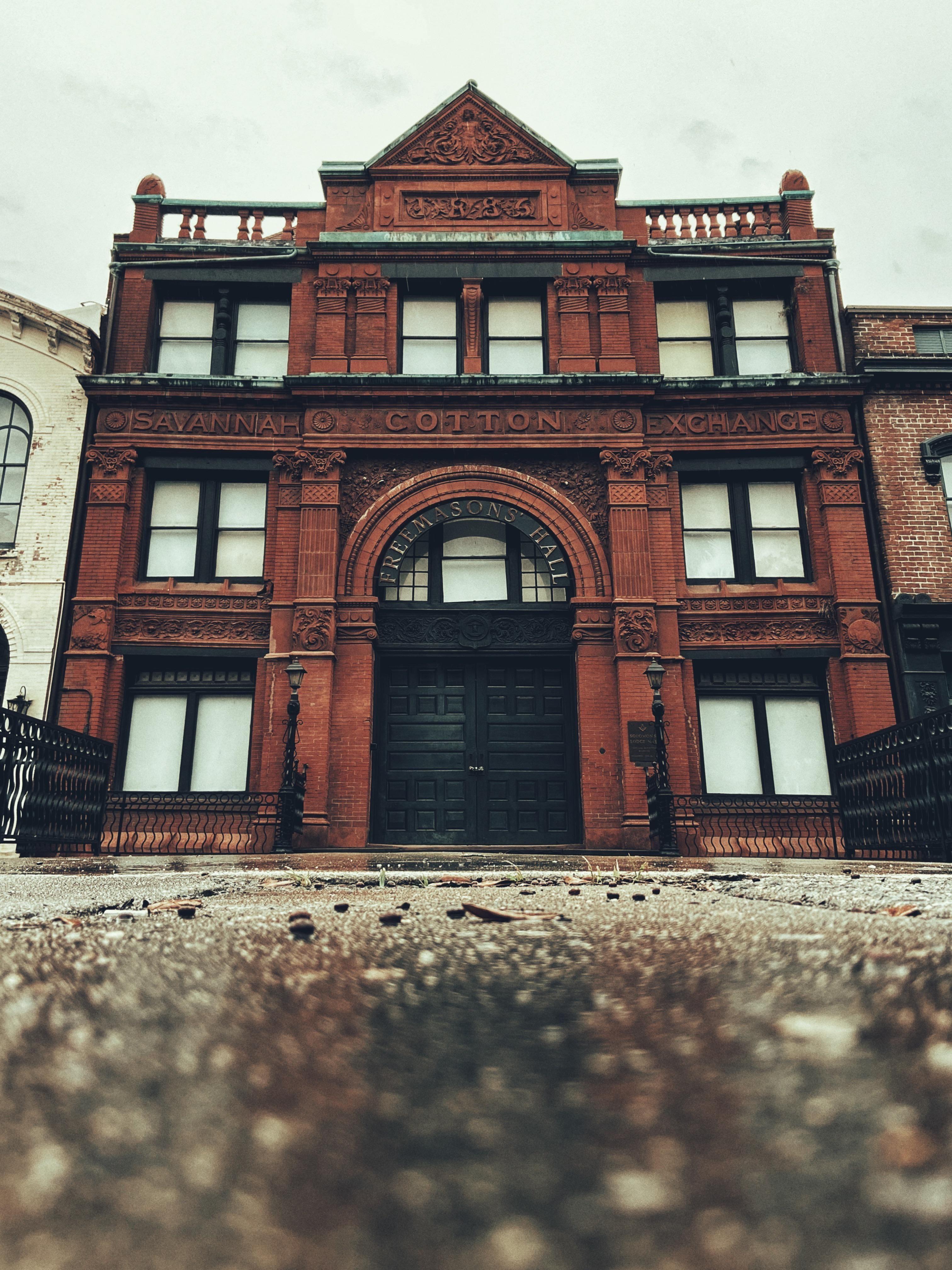 ITAP of a Building in Savannah Georgia#PHOTO #CAPTURE #NATURE #INCREDIBLE