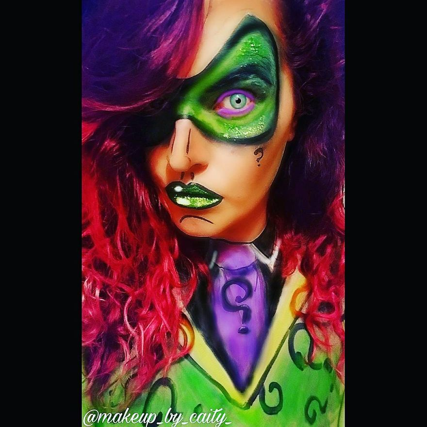 I'm A SelfTaught Makeup Artist Who Can Turn Herself Into