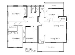 Image Result For Portable Three Bed Room Building Plan Arquitetura Casas Arquitetura De Casa Casas