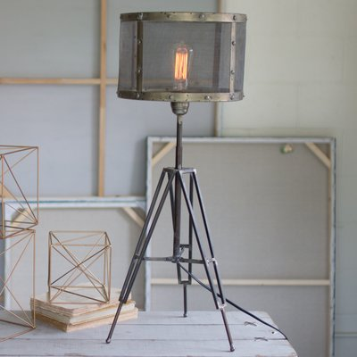 Trent austin design tate 37 tripod table lamp