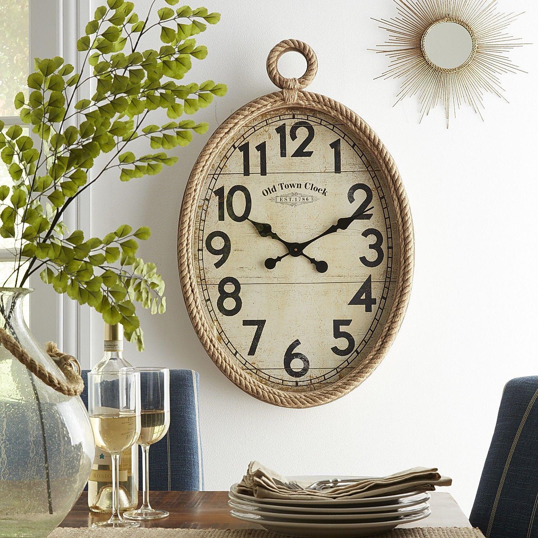 Quaint Wall Clock Pier 1 Imports