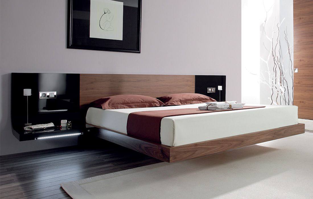 Piferrer Beds By Idus Furniture Store New Delhi India Contemporary Bedroom Decor Bed Design Luxury Bedroom Furniture