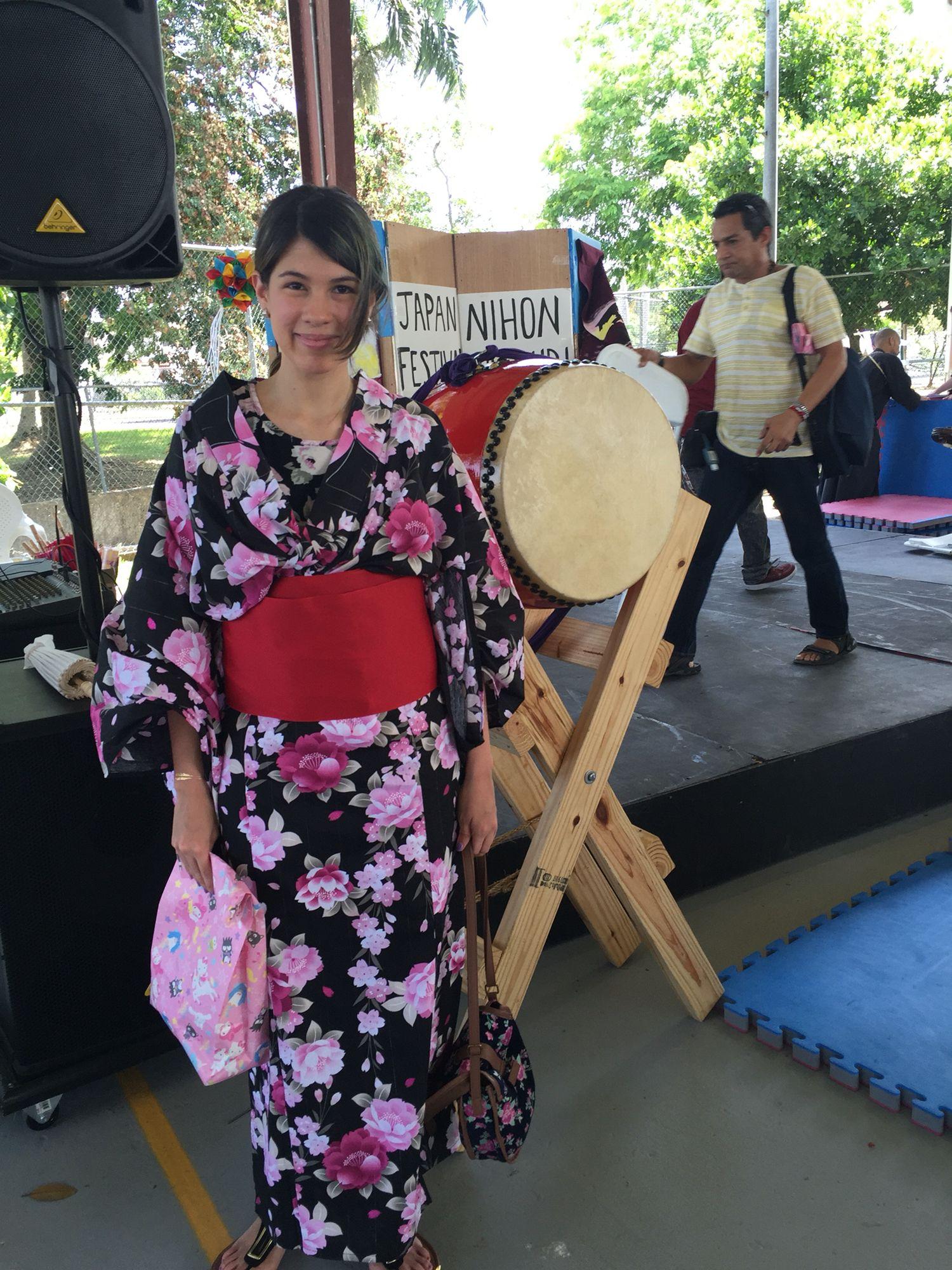 Yukata Girl!!