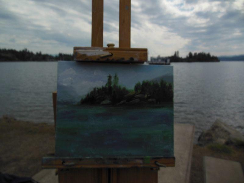 Somers Bay #art