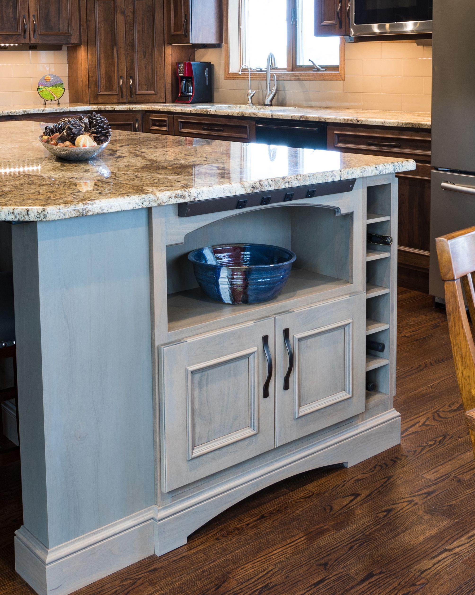 Angle Power Strip Apt Series Kitchen Island Garbage Glass Kitchen Cabinets Kitchen Cabinet Doors