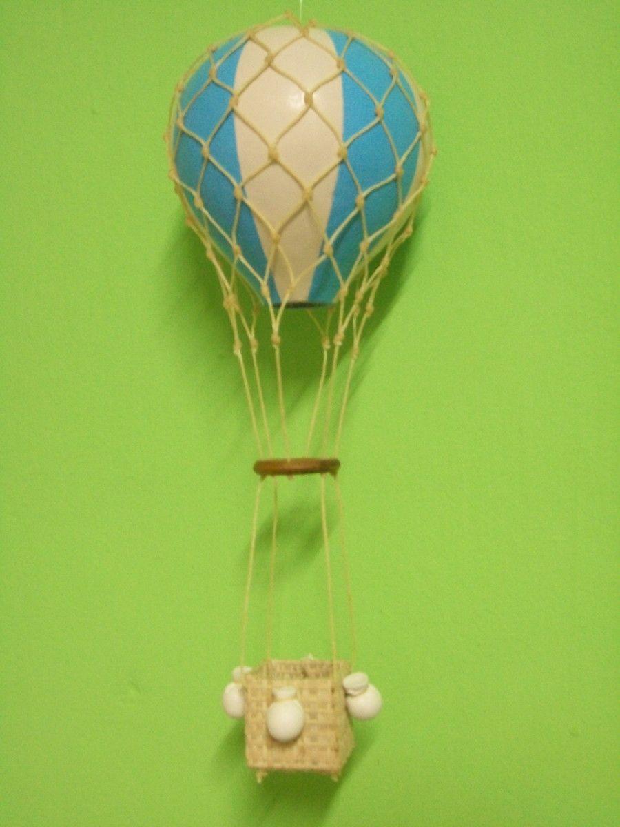 Balão Vitoriano médio feito em cabaça. Várias cores.