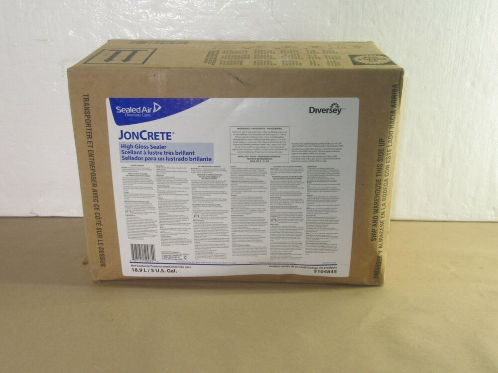 eBay Sponsored Diversey 5104845 JonCrete Floor Sealer