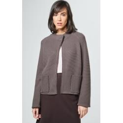 Photo of Strick-Cardigan in Taupe windsorwindsor