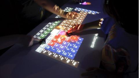 Esta es la tabla periódica más u201crealu201d que hemos visto Real en el - new ver una tabla periodica completa