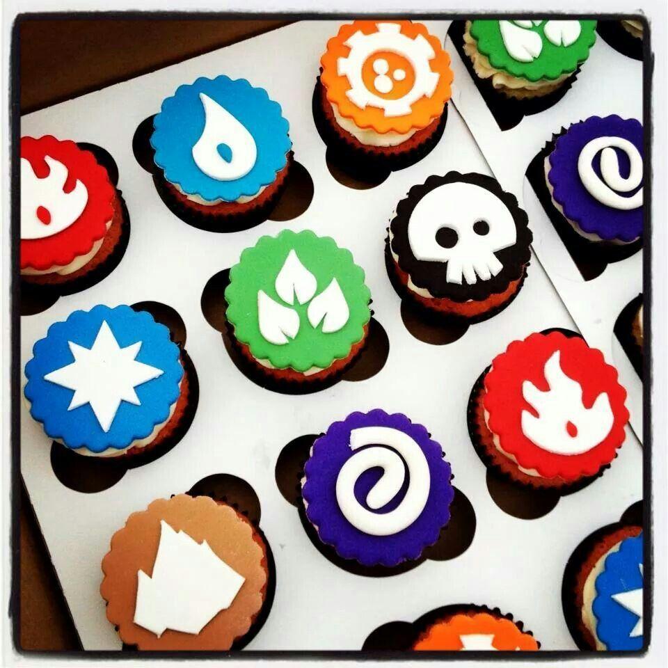 Skylanders Cupcakes Tina Pinterest Skylanders Cake pop and Cake