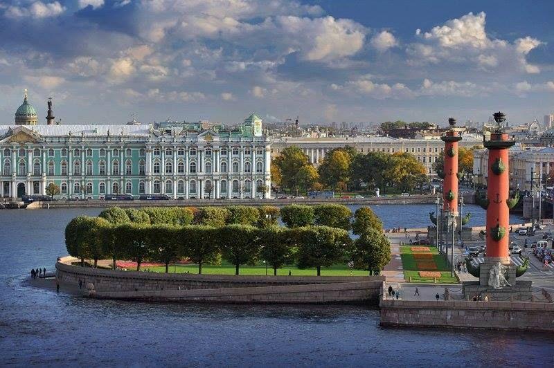 Saint-Petersburg St Petersburg Guide
