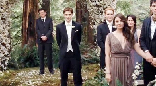 Breaking Dawn Bella And Edward Wedding Breaking Dawn Hochzeit Breaking Dawn Bella Und Edward Hochzeit