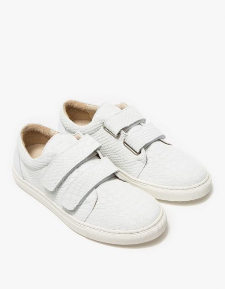 476e5e37ba82 Won Hundred   Velcro® Sneaker in Off White