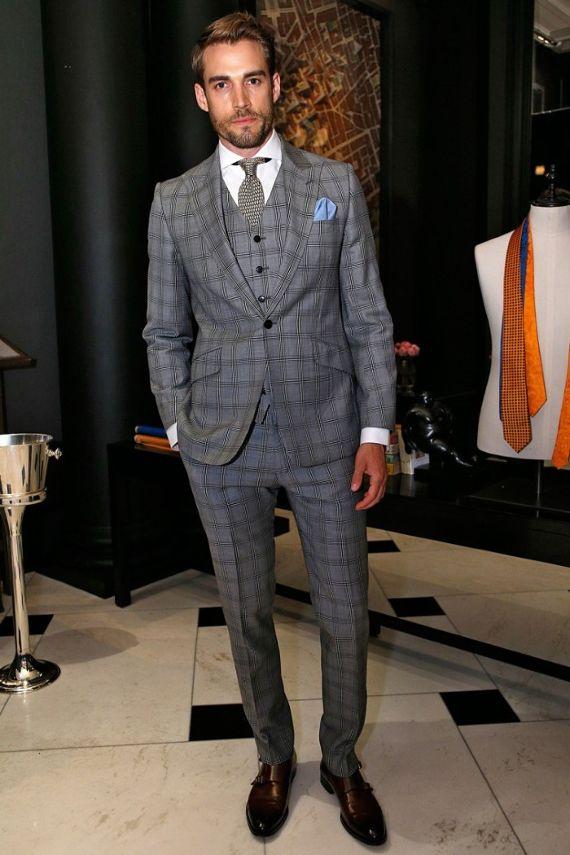 Meskie Trendy 2015 Well Dressed Men Style Mens Fashion