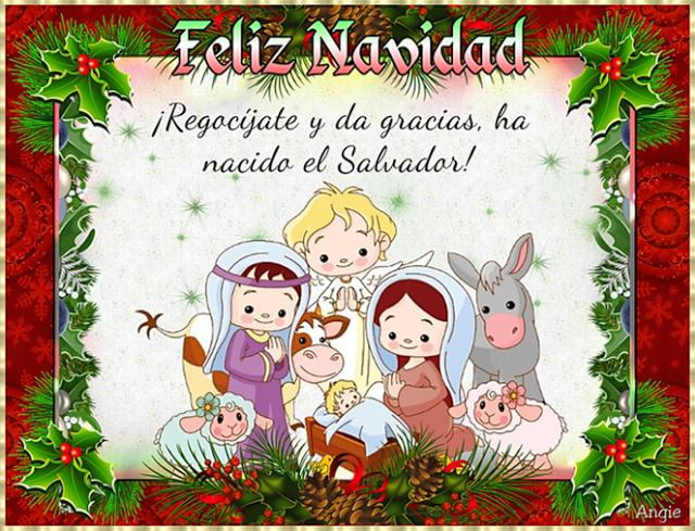 Blog Católico Navideño Tarjetas De Feliz Navidad Tarjetas