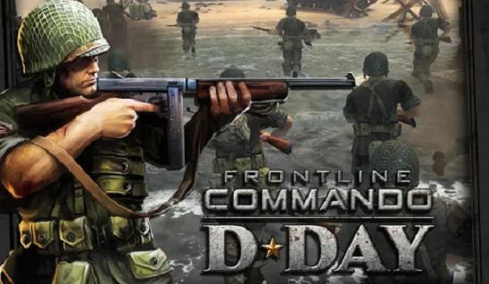 Download Frontline Commando D Day Mod Apk v3 0 4 (Unlimited