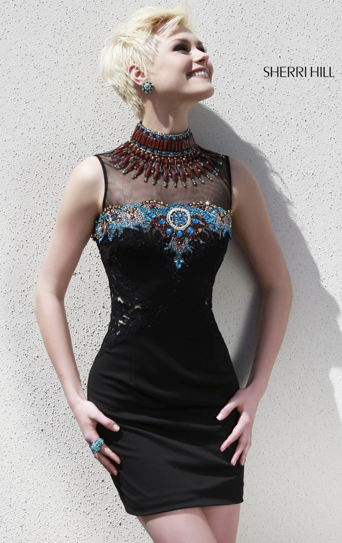 Sherri Hill 32004 Vestido - MissesDressy.com | vestidos com pedraria ...