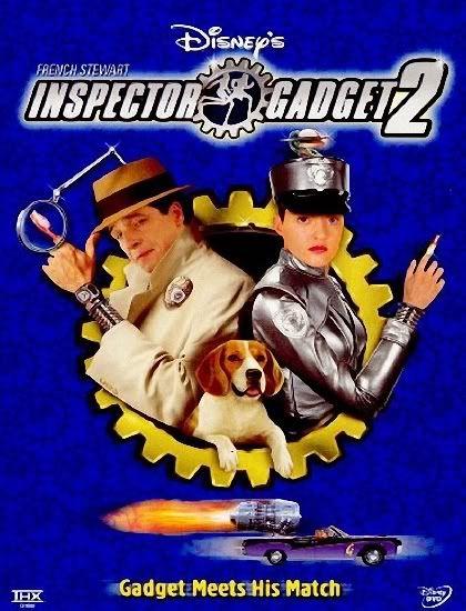 Mufettis Gadget 2 - Inspector Gadget - 2003 - DVDRip Film ...