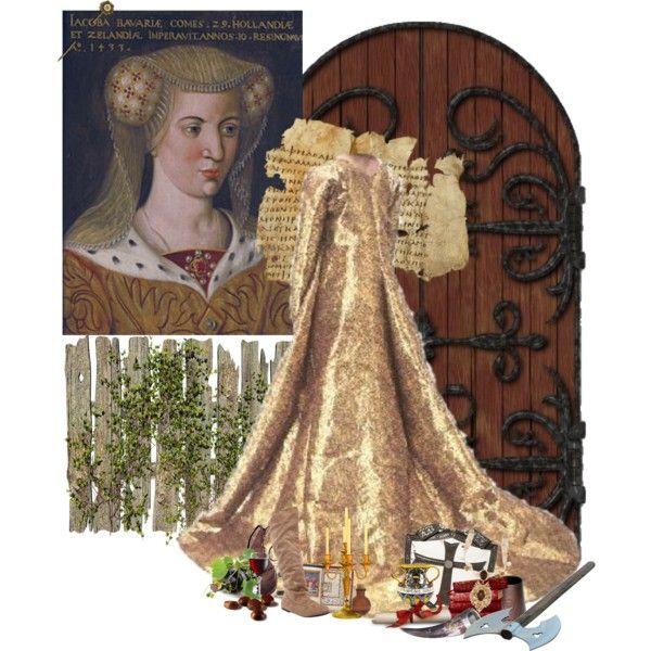 Jacqueline, Countess of Hainaut