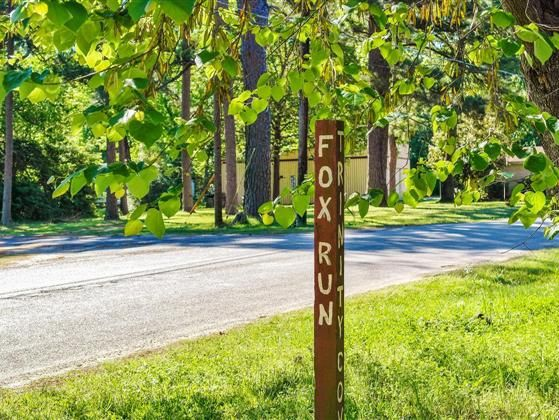 PRICE REDUCTION: Looking for a weekend getaway with access to the lake Check out this beautifully wooded lot tucked away near the end of Fox Run Lane in Trinity Cove subdivision. This great property is just minutes away from the subdivision boat launch fish cleaning station and campingpicnic area.
