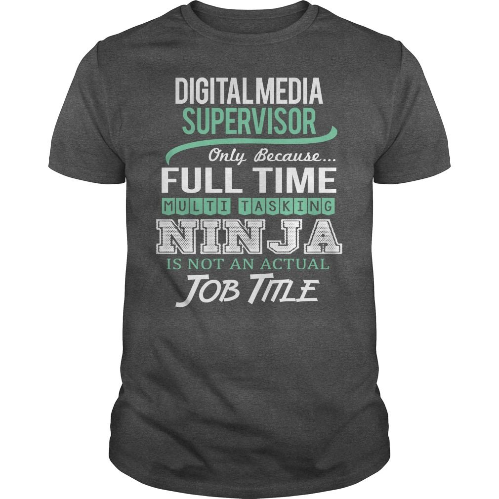 (Tshirt Popular) Awesome Tee For Digital Media Supervisor [TShirt 2016] Hoodies, Funny Tee Shirts