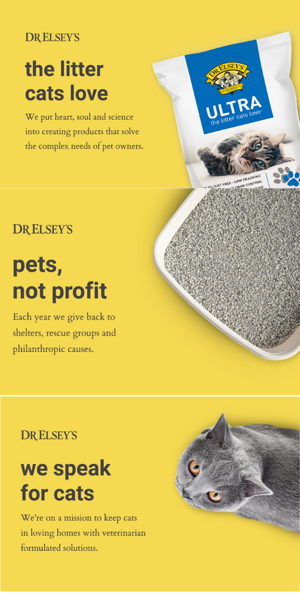 99.9 dust free, hypoallergenic natural litter to keep
