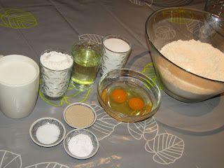 وصفات هندوشة: الكرص او قراشل أو بريوش رطب بعجينة رائعة : الكريصات