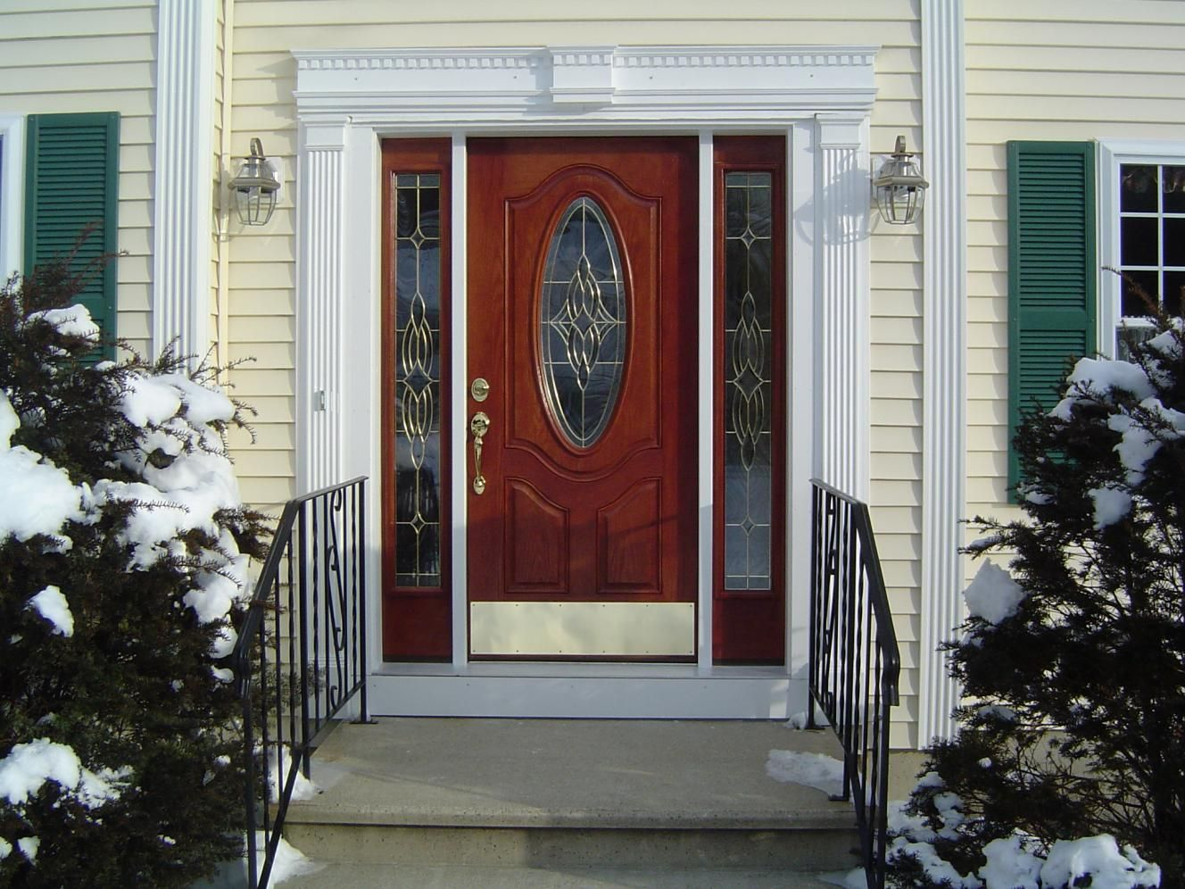 How Long To Install Exterior Door? - Carpentry - DIY Chatroom Home ...