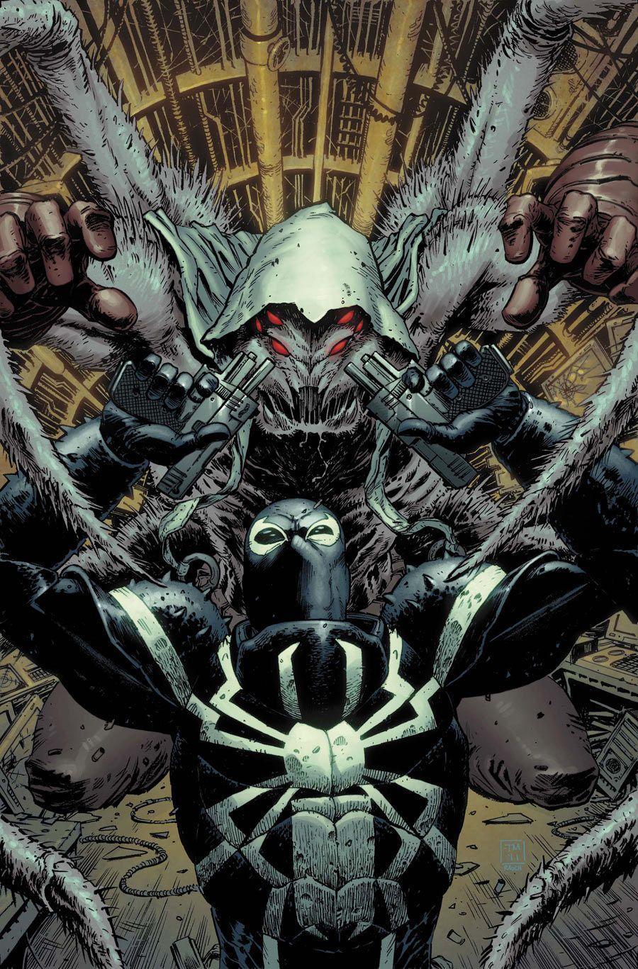 Spider King (Steven Rogers)