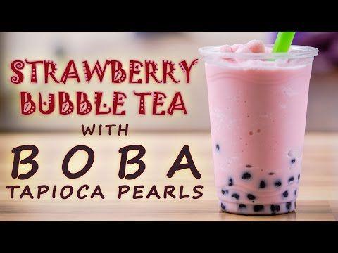 24+ Tapioca Pearls Bubble Tea