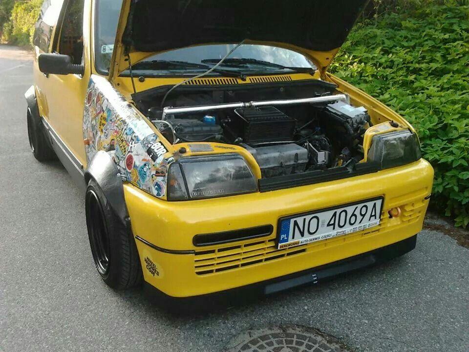 Fiat Cinquecento Sporting Con Immagini Motori Storico