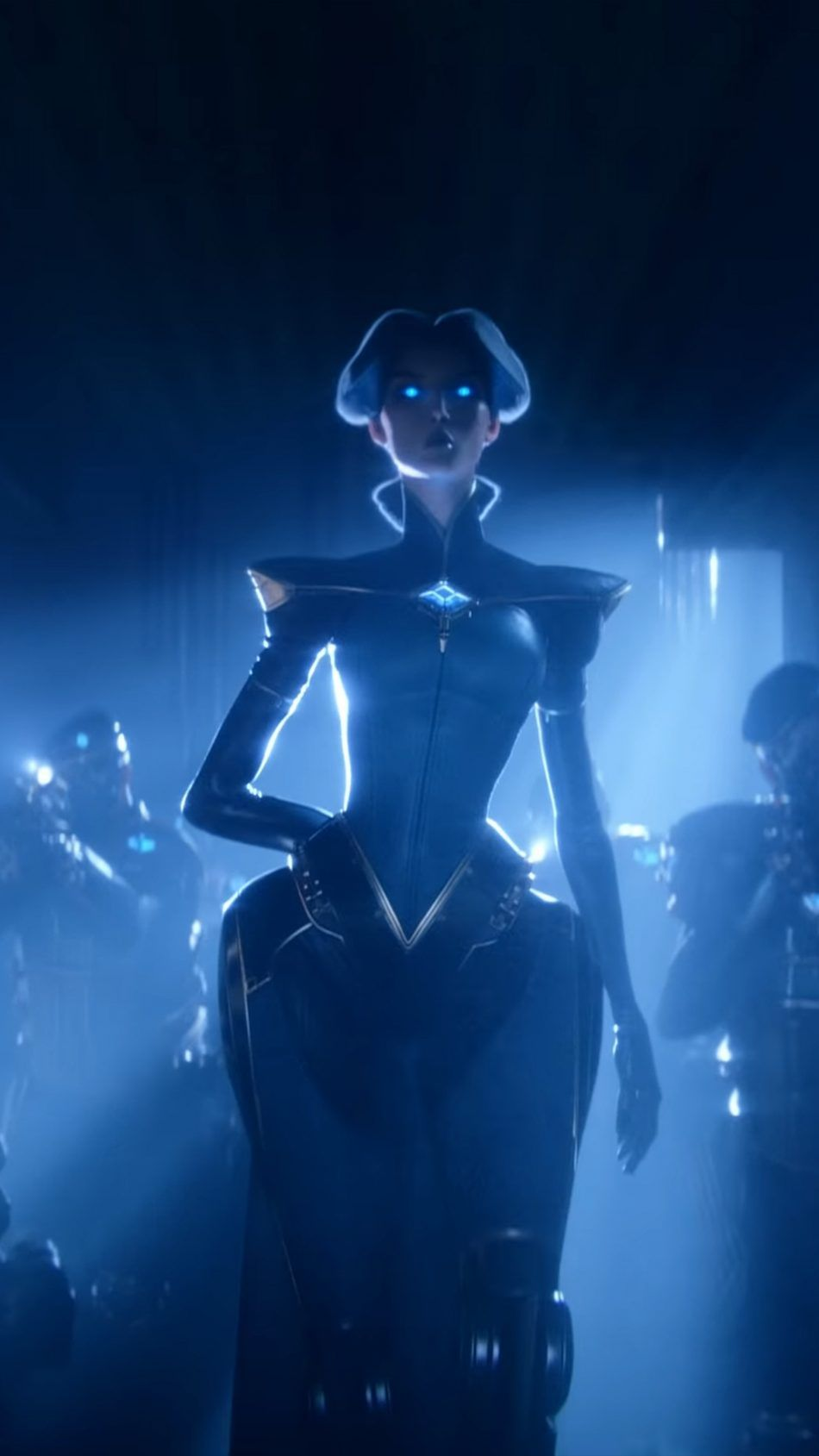 Camille League Of Legends Video Game Wallpapers League