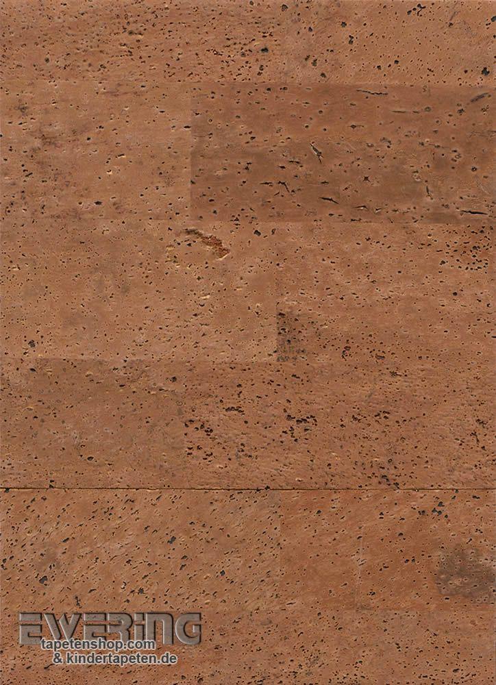 23-213606 Vista 5 Rasch Textil Kork-Tapete braun Wohnzimmer - tapeten wohnzimmer braun