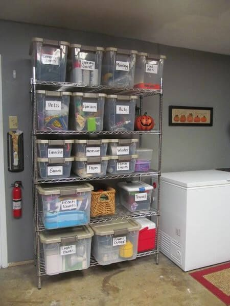 101 Garage Organization Ideas That Will Save You Space