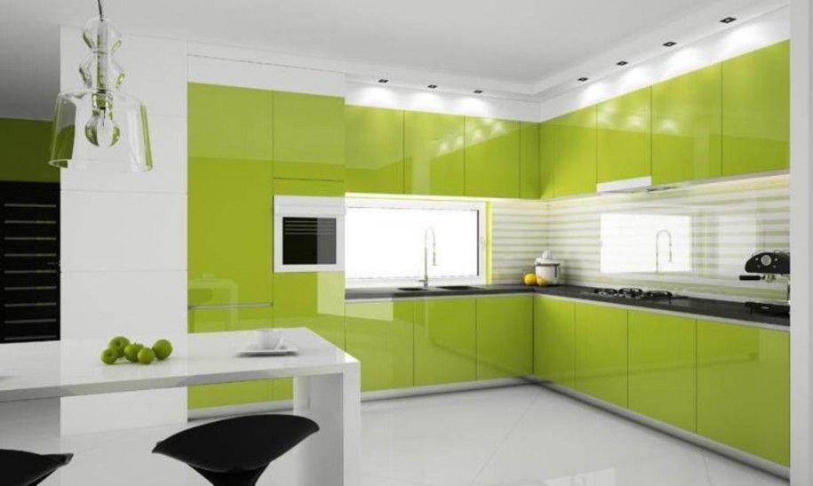 images about kitchen on   design, green kitchen,Green And White Kitchen Ideas,Kitchen design