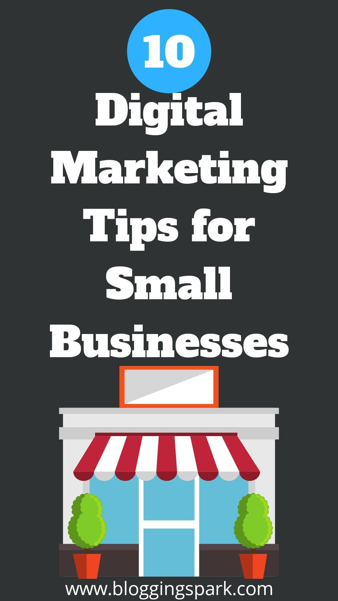 Digital marketing tips for small local businesses to get more sales.