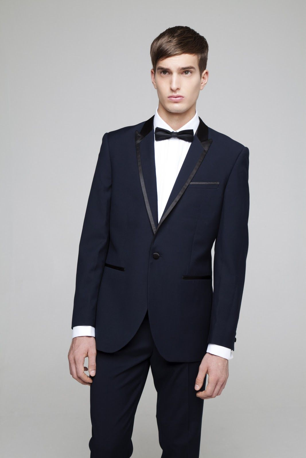 unparalleled customers first dependable performance men's styling: Black Tie Event - primark navy tux | Weddings ...