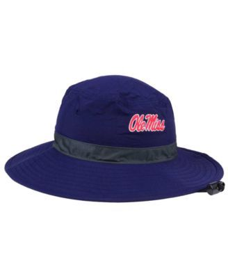 Nike Ole Miss Rebels Sideline Bucket Hat - Blue OSFM  5c6d3856b16