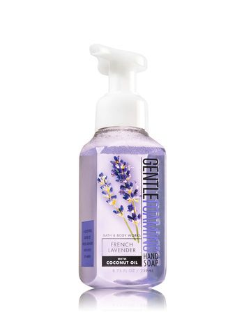 French Lavender Gentle Foaming Hand Soap Bath And Body Works