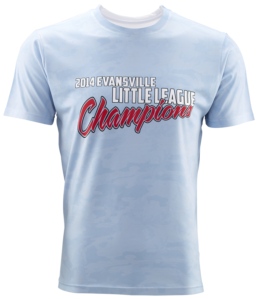 Celebrate your little league championship with this