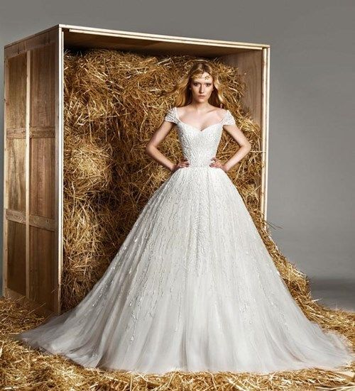 Kleinfeldbridal Zuhair Murad Bridal Gown 33077025 Princess Ball