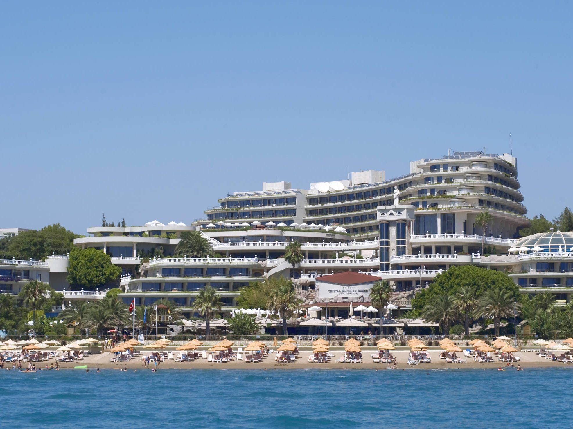 Manavgat Crystal Sunrise Queen Resort Spa Turkey Europe