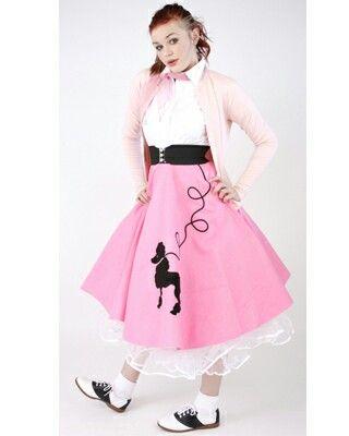 4e90dfffcd Poodle skirt - falda poodle